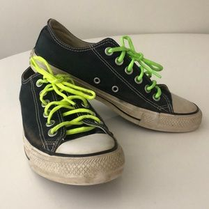 Converse Chuck Taylor All Star Low Top Navy 7.5